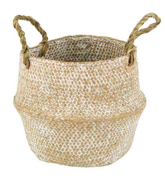 SEAGRASS Plegable natural A 20 cm; Ø 20 cm_seagrass-plegable-natural-a-20-cm;-ø-20-cm