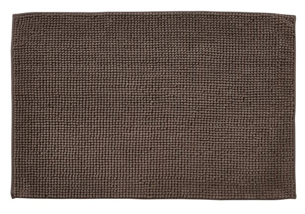 BREEZE Tapis de bain taupe Larg. 60 x Long. 90 cm_breeze-tapis-de-bain-taupe-larg--60-x-long--90-cm