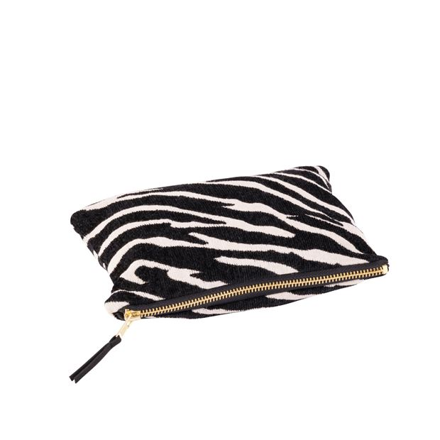 ZEBRA Trousse de maquillage diverses couleurs Larg. 16.5 x Long. 21 cm_zebra-trousse-de-maquillage-diverses-couleurs-larg--16-5-x-long--21-cm