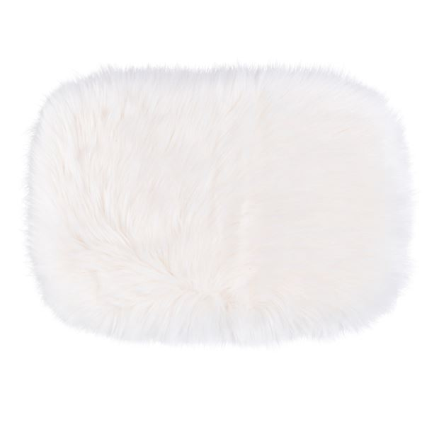 FUR Set de table blanc Larg. 32 x Long. 45 cm_fur-set-de-table-blanc-larg--32-x-long--45-cm