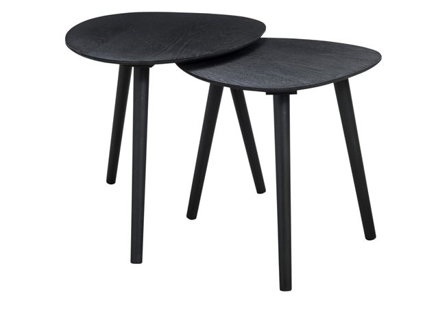 TRISTAN Tables d'appoint set de 2 noir_tristan-tables-d'appoint-set-de-2-noir