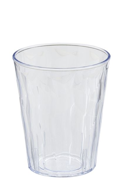 ICE Verre transparent H 10 cm; Ø 8.4 cm_ice-verre-transparent-h-10-cm;-ø-8-4-cm