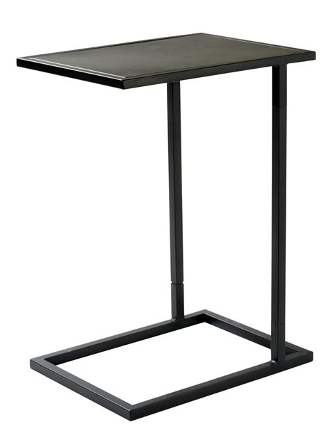 BRITTA Table d'appoint noir H 59 x Larg. 33 x Long. 43 cm_britta-table-d'appoint-noir-h-59-x-larg--33-x-long--43-cm