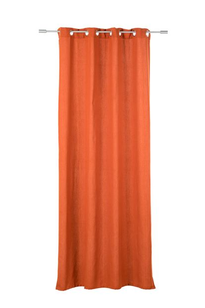 NOVA Rideau orange Larg. 135 x Long. 240 cm_nova-rideau-orange-larg--135-x-long--240-cm
