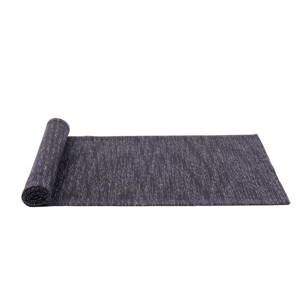 OSCURO Chemin de table noir Larg. 40 x Long. 140 cm_oscuro-chemin-de-table-noir-larg--40-x-long--140-cm