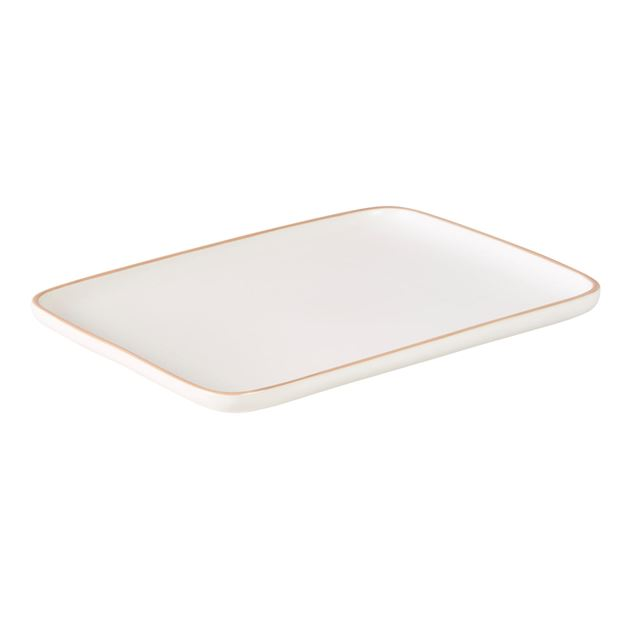 ELEMENTS Assiette blanc Larg. 21,5 x Long. 30 cm_elements-assiette-blanc-larg--21,5-x-long--30-cm