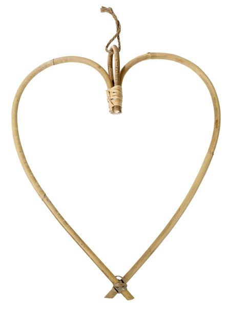 HEART Décoration à suspendre naturel H 37 x Larg. 33 cm_heart-décoration-à-suspendre-naturel-h-37-x-larg--33-cm