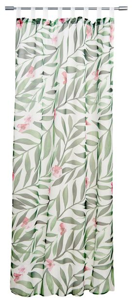 TROPIC FLOWER Vorhang Multicolor B 140 x L 240 cm_tropic-flower-vorhang-multicolor-b-140-x-l-240-cm