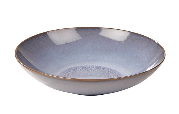 CASCAIS GREY Assiette creuse gris Long. 22 cm_cascais-grey-assiette-creuse-gris-long--22-cm