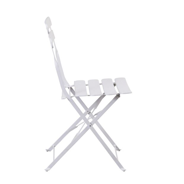 IMPERIAL Bistro chaise blanc H 82 x Larg. 42 x P 46,5 cm_imperial-bistro-chaise-blanc-h-82-x-larg--42-x-p-46,5-cm