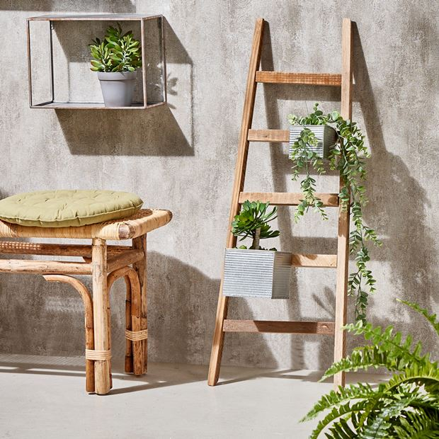 RECYCLE  Ladder naturel H 100 cm_recycle--ladder-naturel-h-100-cm