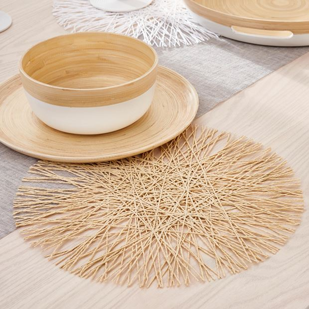 RAMI Placemat naturel Ø 38 cm_rami-placemat-naturel-ø-38-cm