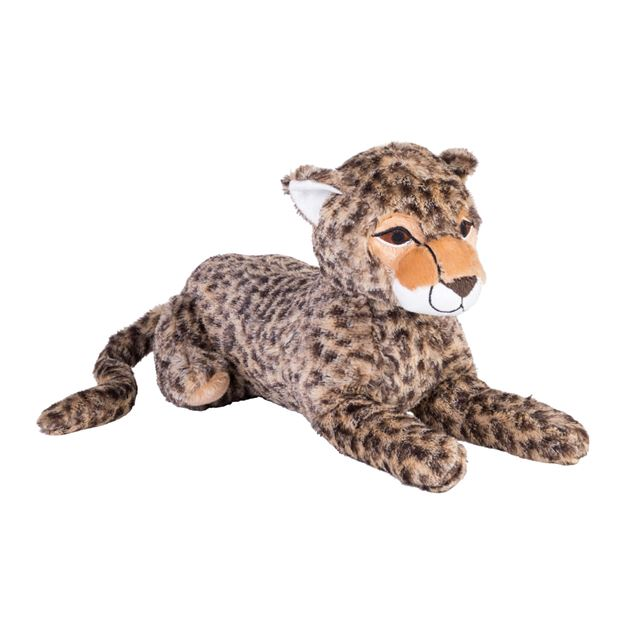 CHEETAH Peluche diverses couleurs Long. 36 cm_cheetah-peluche-diverses-couleurs-long--36-cm