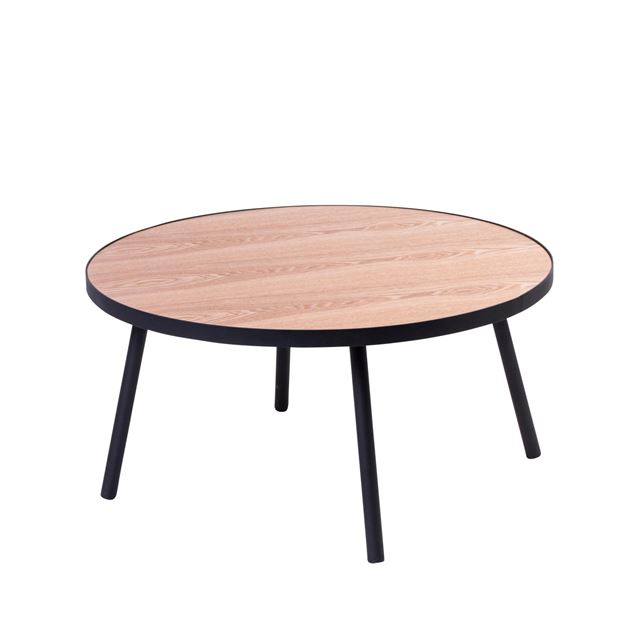 ALEXIS Table de salon naturel H 40 cm; Ø 80 cm_alexis-table-de-salon-naturel-h-40-cm;-ø-80-cm