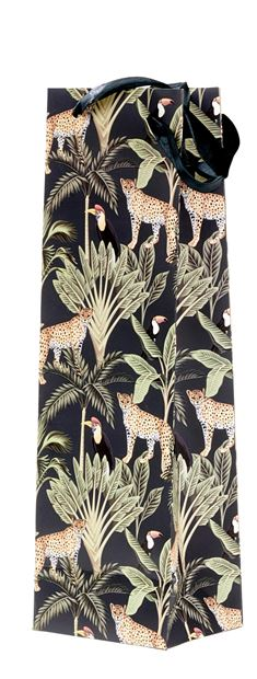 JUNGLE Flaschentasche Multicolor H 39 x B 12 x T 9.5 cm_jungle-flaschentasche-multicolor-h-39-x-b-12-x-t-9-5-cm