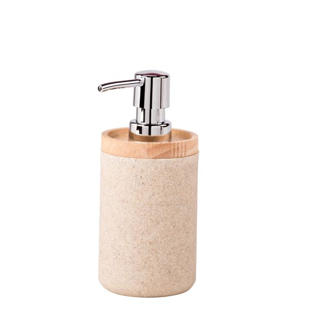 NEW RESIN  Dispenser per sapone naturale H 17.2 cm; Ø 8 cm_new-resin--dispenser-per-sapone-naturale-h-17-2-cm;-ø-8-cm