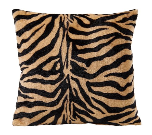 TIGER Coussin multicolore Larg. 40 x Long. 40 cm_tiger-coussin-multicolore-larg--40-x-long--40-cm