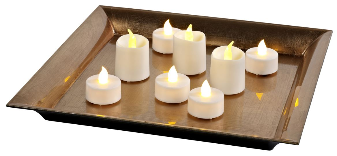 candle set bougies led 1 led blanc 3 5 cm sp cialiste depuis 40 ans d j casa. Black Bedroom Furniture Sets. Home Design Ideas
