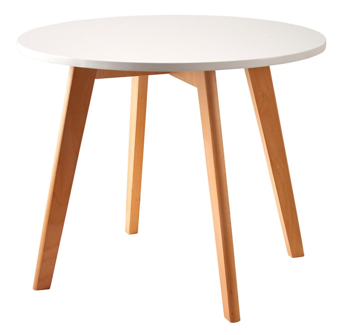 MATHIAS Kindertafel wit H 49 cm; Ø 60 cm_mathias-kindertafel-wit-h-49-cm;-ø-60-cm