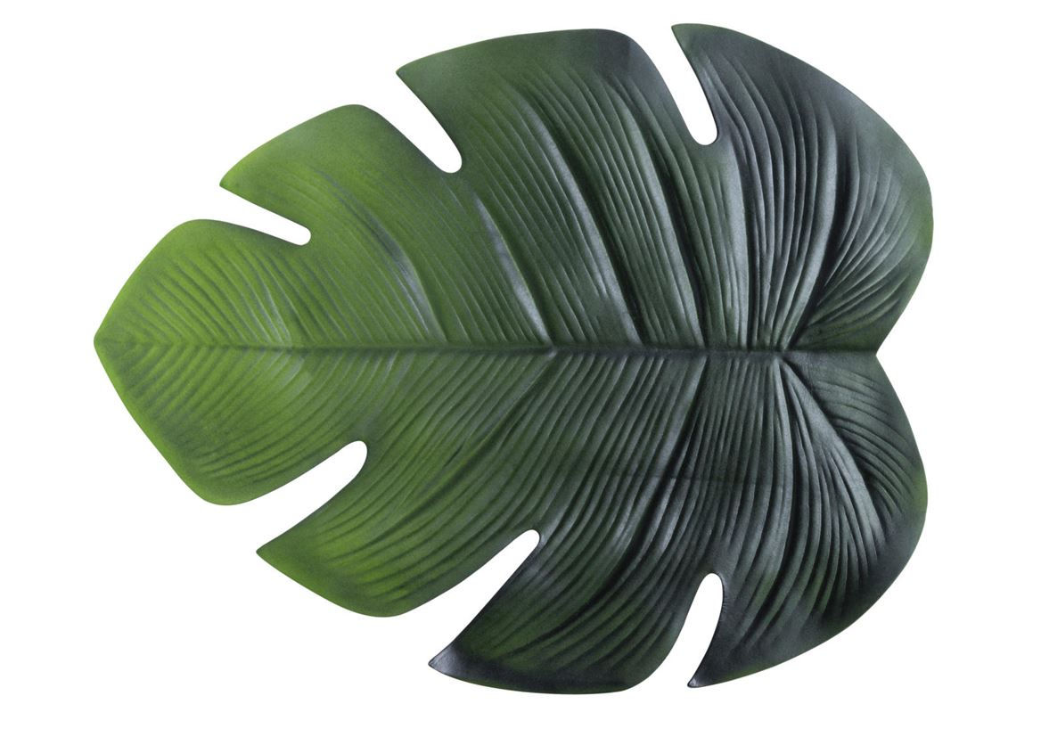 JUNGLE LEAF Placemat groen B 48 x L 38 cm_jungle-leaf-placemat-groen-b-48-x-l-38-cm