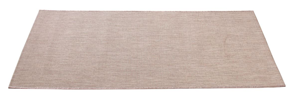 basic tapis de cuisine taupe larg 67 x long 150 cm. Black Bedroom Furniture Sets. Home Design Ideas