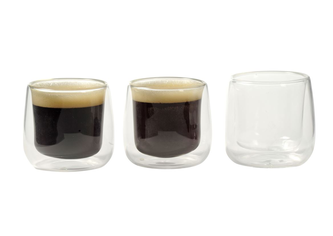 thermo tasse double paroi transparent sp cialiste depuis 40 ans d j casa. Black Bedroom Furniture Sets. Home Design Ideas