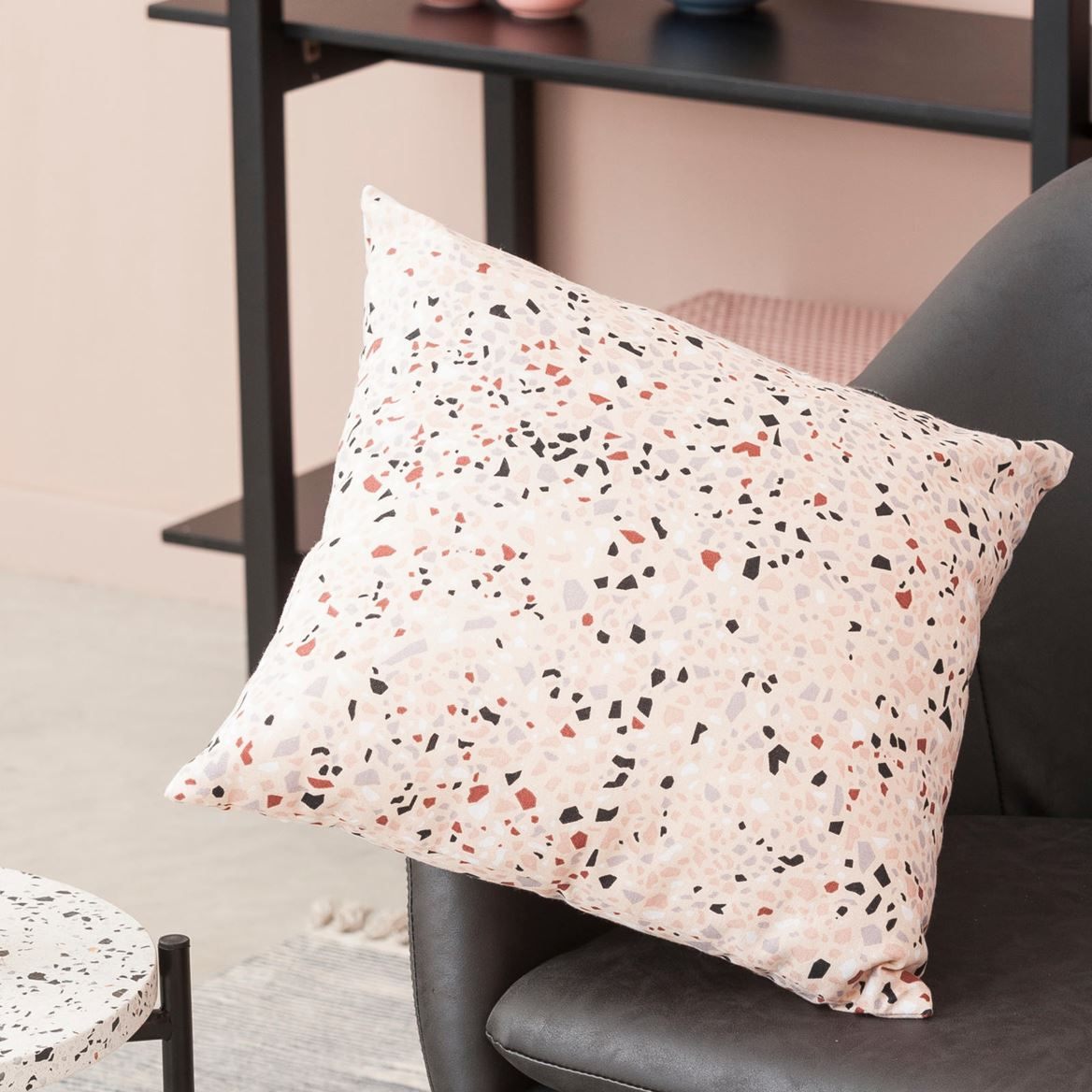 GRANITO Coussin diverses couleurs Larg. 40 x Long. 40 cm_granito-coussin-diverses-couleurs-larg--40-x-long--40-cm