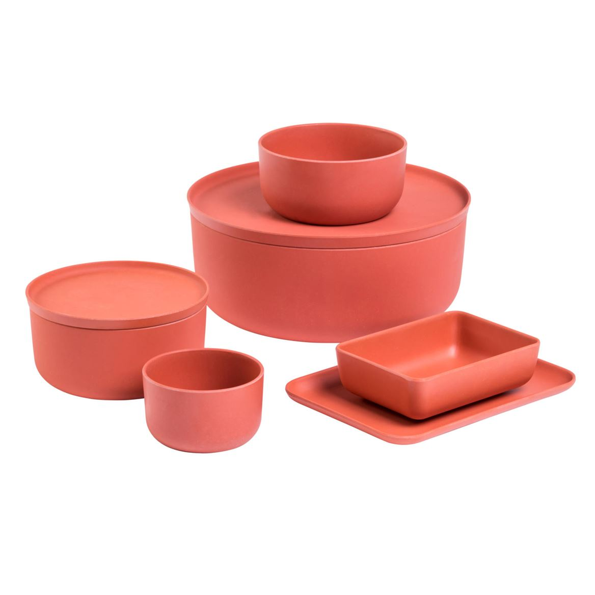 ELEMENTS Assiette orange H 1.8 x Larg. 16 x P 10 cm_elements-assiette-orange-h-1-8-x-larg--16-x-p-10-cm