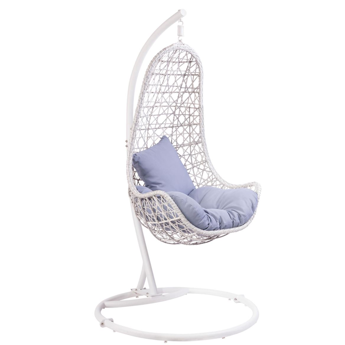 NEW WINGS Chaise suspendue off grey H 123 x Larg. 79 x P 64 cm_new-wings-chaise-suspendue-off-grey-h-123-x-larg--79-x-p-64-cm
