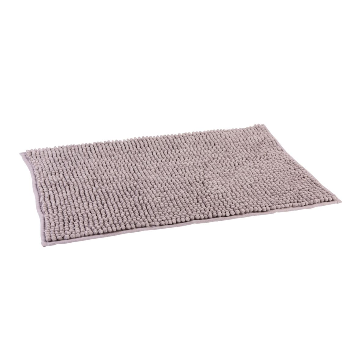 BREEZE Tapis de bain gris clair Larg. 40 x Long. 60 cm_breeze-tapis-de-bain-gris-clair-larg--40-x-long--60-cm