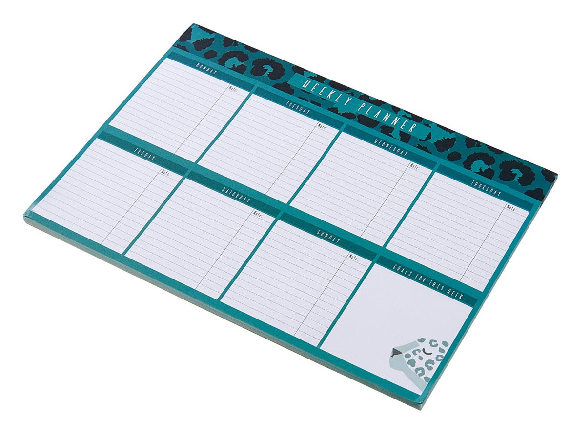 CHEETAH Week planner multicolor B 30 x L 21 cm_cheetah-week-planner-multicolor-b-30-x-l-21-cm