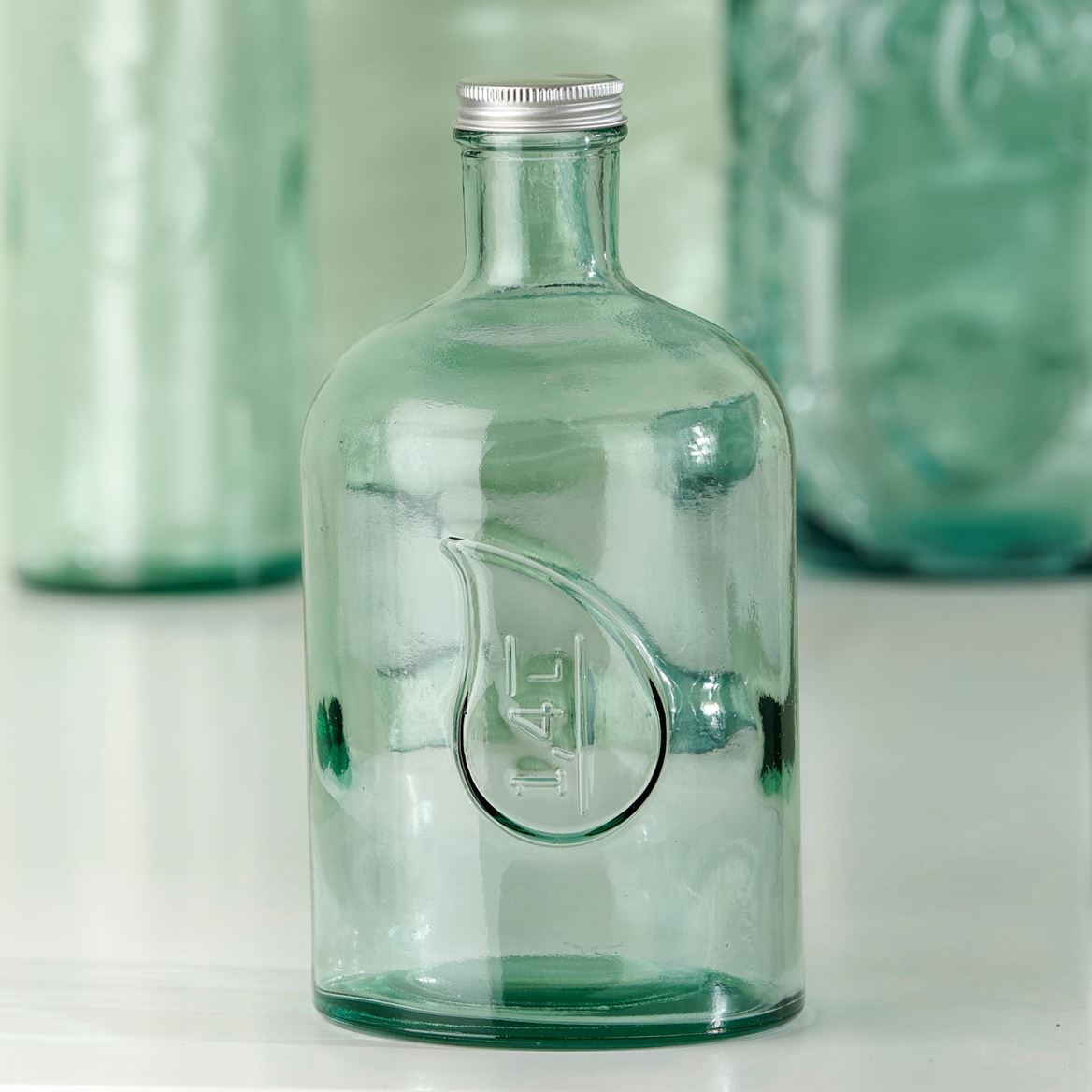 CAPACITY Flasche Transparent_capacity-flasche-transparent