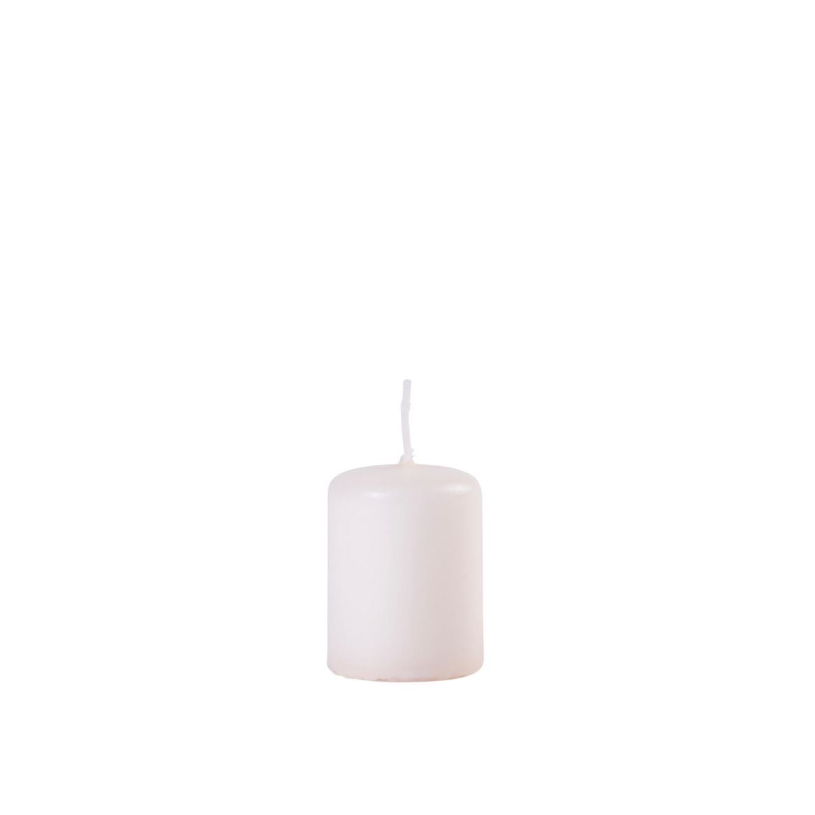 CILINDRO Candela beige H 5 cm; Ø 4 cm_cilindro-candela-beige-h-5-cm;-ø-4-cm