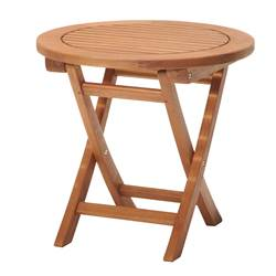 WINDSOR Table pour enfants naturel H 47 cm; Ø 50 cm