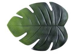 JUNGLE LEAF Mantel individual verde An. 48 x L 38 cm