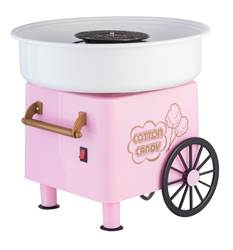 COTTON CANDY Suikerspinmachine roze H 28,5 cm; Ø 29 cm