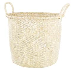 SEAGRASS Panier rond S