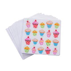 SWEET CUPCAKES Set de 20 serviettes