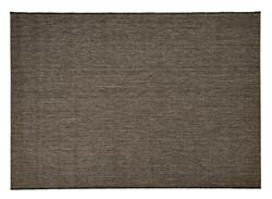 BASIC Tapis gris Larg. 120 x Long. 170 cm