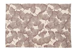 SOFT LEAF Tapis diverses couleurs Larg. 60 x Long. 90 cm