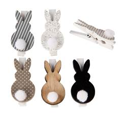 LAPIN Pinces set de 6
