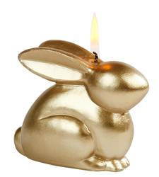 GOLDINA Bougie lapin