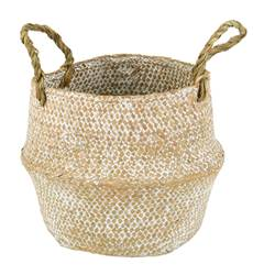 SEAGRASS Pliable naturel H 20 cm; Ø 20 cm