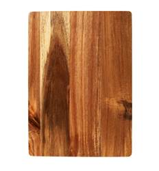ACACIA Tabla para cortar natural A 25 x An. 35 x P 1,5 cm