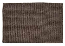 BREEZE Tapis de bain taupe Larg. 60 x Long. 90 cm