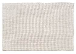 BREEZE Tapis de bain blanc Larg. 60 x Long. 90 cm