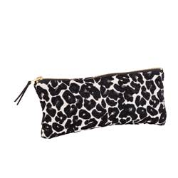 LEOPARD Make-Up Beutel Diverse Farben B 11 x L 25 cm