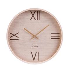 WOODY Reloj de pared
