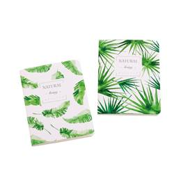 LEAF Cahier set de 2
