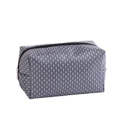 MERMAID  Trousse bagno nero H 14 x W 24,5 x D 10 cm